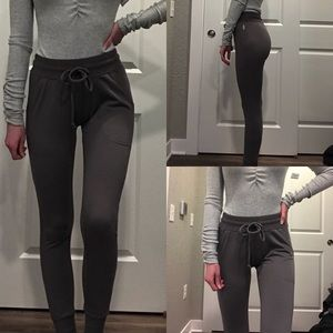 New Free People High Waisted Joggers Size XS